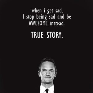 Awesome. True Story.