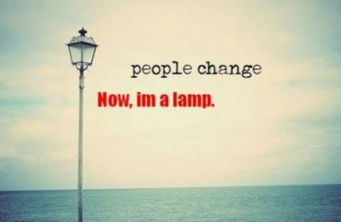 Now You Are a Lamp - Funny Photos
