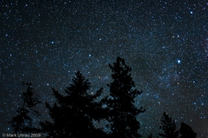 Infinite Starry Night Sky - A Lesson in Humility